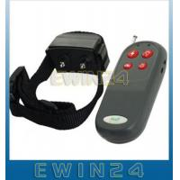 Buy cheap Remote Vibration Shock Anti Barking Dog Training Collar from wholesalers