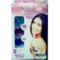 Wholesale Shimmer Glitter Tattoos Body Art Kit from china suppliers