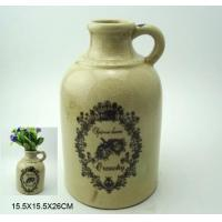 Buy cheap Ceramic Decal Vase from wholesalers