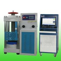 Wholesale HZ-009 Full-automatic concrete hydraulic pressure testing machine 2000kN/3000kN from china suppliers