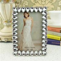Buy cheap Metal photo frame/shine acrylic photo frame product