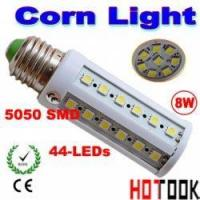 Buy cheap E27 8W 5050 SMD 44 LED Light Bulb Lamp from wholesalers