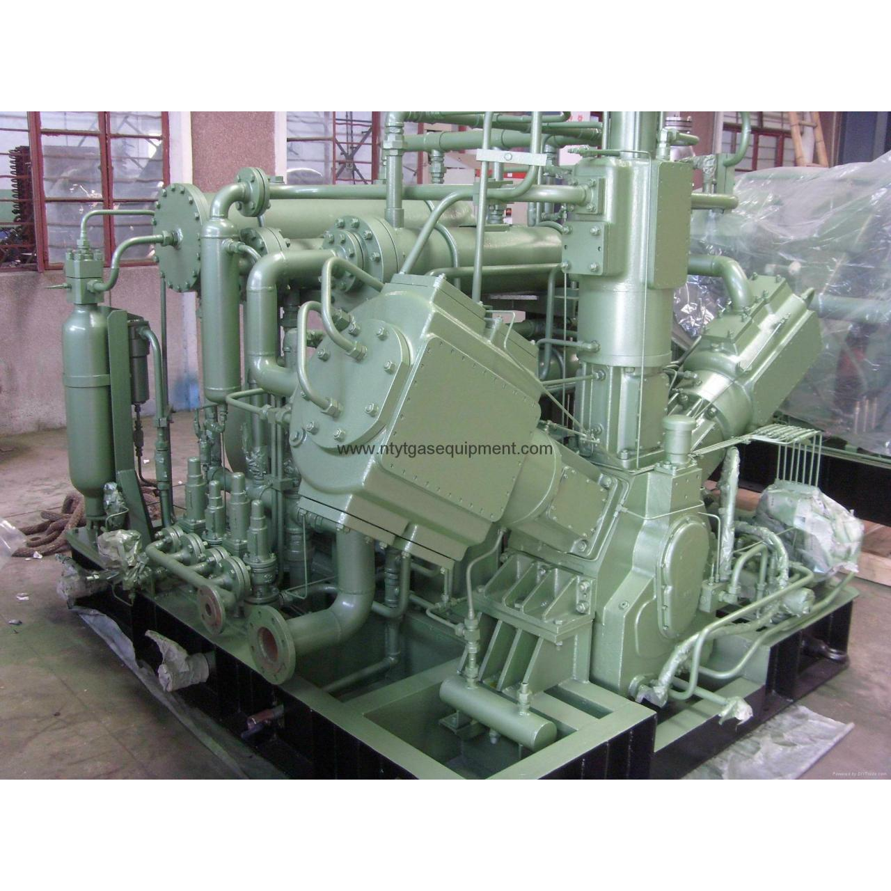 Wholesale CE Certified CNG compressor For Standard Refueling Station from china suppliers