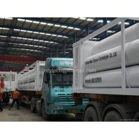 Buy cheap 6-12 jumbo tubes helium storage container trailer product
