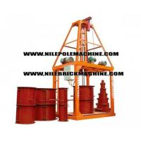 Wholesale SY-1000 Vertical Concrete Pipe Machine from china suppliers