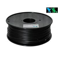 Buy cheap Decorative 3D Printing Filament ABS 3.0mm - Conductive - Conductive Black from wholesalers