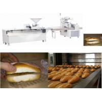 Hot dog cutting& filling&packing machine Manufactures