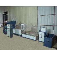 Buy cheap PE Foam Recycling And Pelletizing Machine from wholesalers