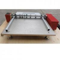 Buy cheap Electric creasing machine 650mm/950mm from wholesalers