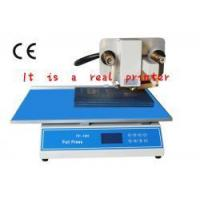 Wholesale FP-10H hot foil stamping machine from china suppliers
