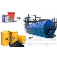 Waste Management of Waste plastic to oil machine Manufactures