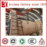 China High efficient and energy saving gas fired condensing steam boiler on sale