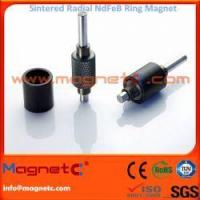 Buy cheap 8 Poles Radial Ring Neodymium Magnet from wholesalers