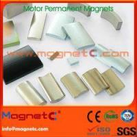 Buy cheap Neodymium Switched Reluctance Electric Motor Magnet from wholesalers