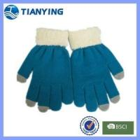 Buy cheap winter snow for smartphone tablet capacitive touch screen gloves from wholesalers