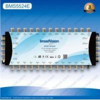 Factory supply dish internet satellite tv cascadable multiswitch 5 in 24 out Manufactures