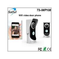 Buy cheap Saful TS-IWP108 wifi video door phone with function of motion detection from wholesalers