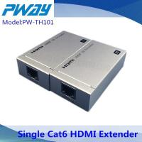 Wholesale HDMI extender with HDCP 1080P over cat5e or cat6 support 3D 60M from china suppliers