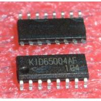 Buy cheap KID65004AF BIPOLAR LINEAR INTEGRATED CIRCUIT (7 CIRCUIT DARLINGTON TRANSISTOR ARRAY) from wholesalers