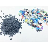 Machine of scrap plastic recycled for sales