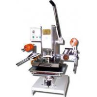 Buy cheap Manual Gilding Press machine from wholesalers