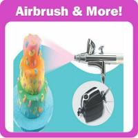 Wholesale Cake Decoration Airbrush Kit with Mini Compressor from china suppliers