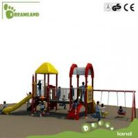 Buy cheap Used outdoor playground equipment for sale from wholesalers