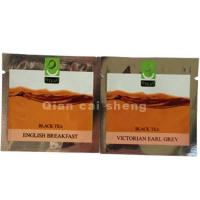 Buy cheap 3 side seal foil tea bag from wholesalers