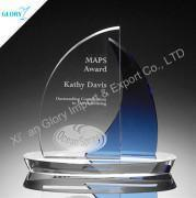 Wholesale Cheap engraved glass trophy wholesale from china suppliers