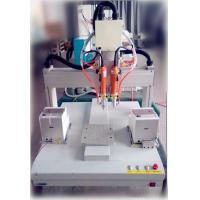 Buy cheap Automatic XYZ desktop robotic screw driving machine from wholesalers
