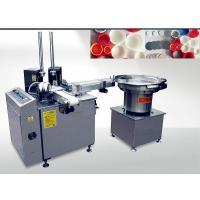 Double head Cap lining machine HENS-SD3B Manufactures