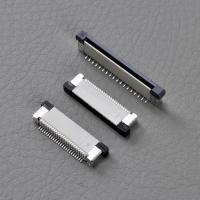 Buy cheap 0.50 mm pitch FPC connector (F0500) from wholesalers