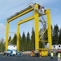 Wholesale RTG Container CraneRTG Container Crane from china suppliers