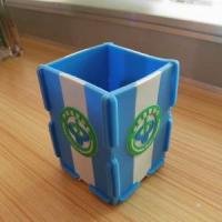Buy cheap PVC pen holder from wholesalers