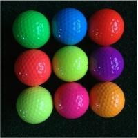 Buy cheap Colored Practice Golf Balls from wholesalers