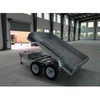 Wholesale Tandem Tipping Trailer DZ7 from china suppliers