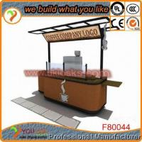 Wholesale Customize new steel mobile food kiosk for street vending from china suppliers