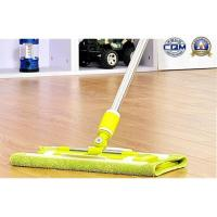 Buy cheap Green Apple Clamp Cloth Flat Mop from wholesalers