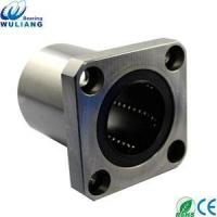 Buy cheap LMK40UUSquare Flange Linear Bearing with steel cage from wholesalers