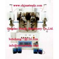 Buy cheap XCXB2-B Double Cool Double Hot Main Heel Molding Machine from wholesalers