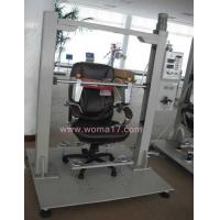 Wholesale Office chair armrest side pressure endurance testing machine from china suppliers