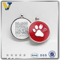 Buy cheap QR Code pet tag from wholesalers
