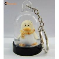 Wholesale Mini Penguin Snow Globe Key Ring from china suppliers