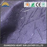 Buy cheap pu coated leather for decoration from wholesalers