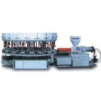 Buy cheap Automatic shoe injection moulding machine from wholesalers