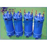 China Non-Frost Pool Titanium Evaporator for Fish Tank Chillers on sale