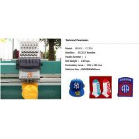Buy cheap wide single-head cap embroidery machine from wholesalers