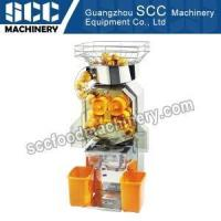 food processing machine Industrial stainless steel automatic lemon orange juicer machine SCC-XET2000 Manufactures