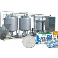 Small milk fruit juice production line Manufactures