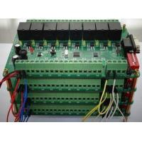 Buy cheap Relay Control Board PCB Layout Design with 8 Way Inputs Outputs 12V 24V from wholesalers